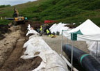 Whitendale Pipeline Project